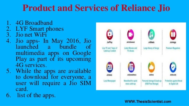 Reliance jio broadband