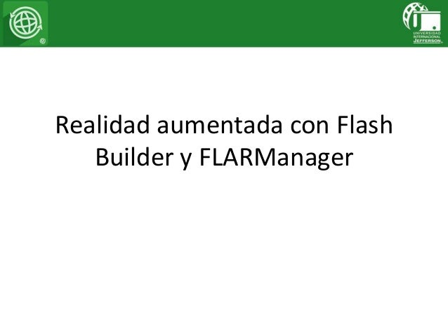 Realidad aumentada con Flash Builder y FLARManager