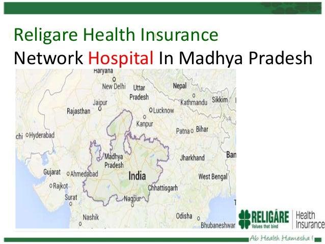 Religare Health Insurance Network Hospital In Madhya Pradesh