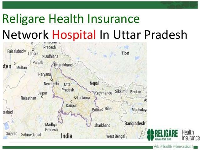 Religare Health Insurance Network Hospital In Uttar Pradesh