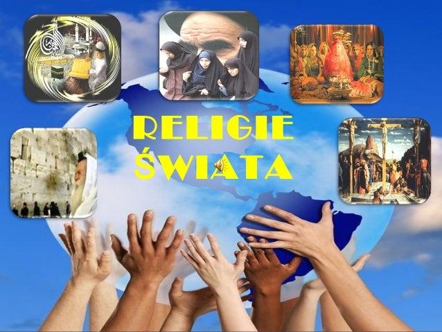 RELIGIEŚ WIATA