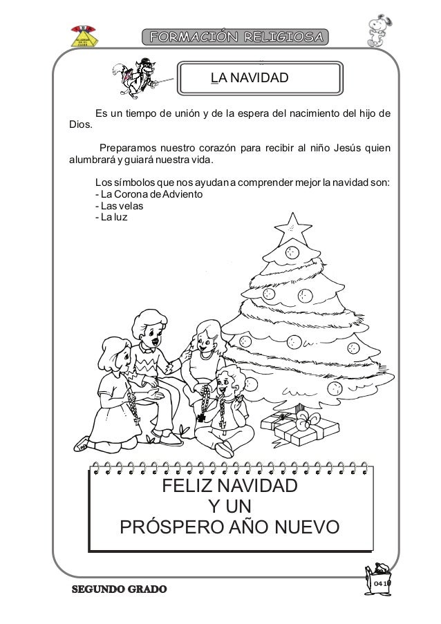 Excepcional Hojas De Trabajo Para Colorear De Navidad Friso ...