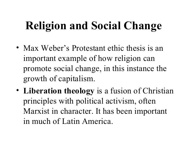 protestant ethic thesis essay The essays in the protestant ethic revisited are important milestones in the recent transformation of the field the protestant ethic and the secular modern.