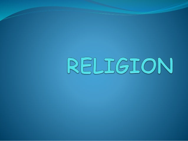 Religion is a collection of belief, systems, cultural systems, and worldviews that relate humanity to spirituality and som...