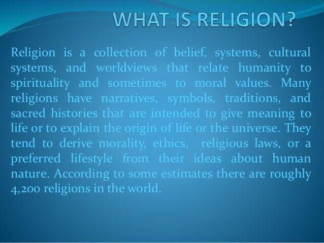 Religion Slide 2