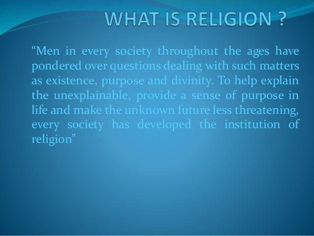 Religion Slide 3