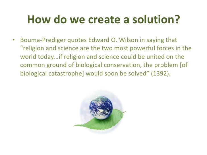 Religion And The Environment - Religion in the world today