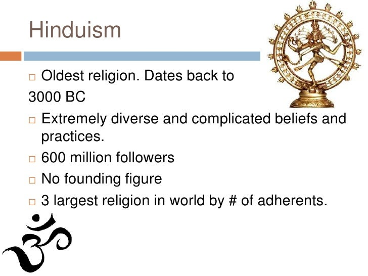 Religion And Politics - 3 largest religions