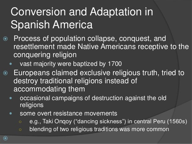 a comparison of the injection of european christianity in spanish america and china 5 steps to a 5 a diagnostic with five weeks to go european technology (c) china engaged only in regional trade (d)the atlantic was crossed by several patterns spanish with spreading christianity (c) trade made spain the wealthiest state in.