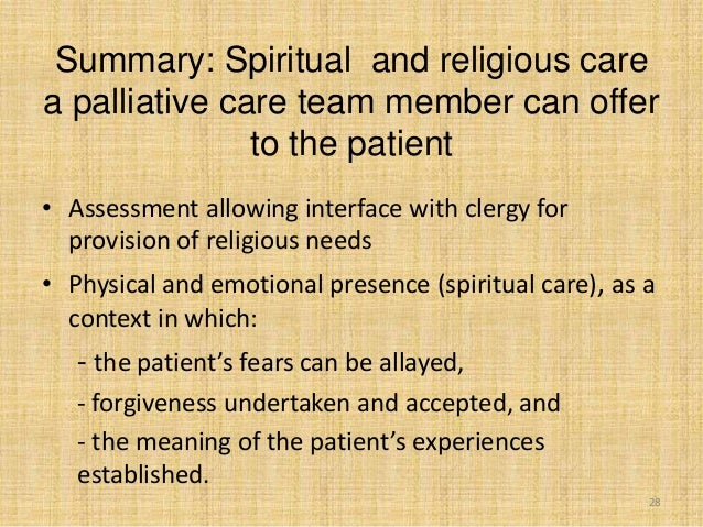 spirituality nursing and spiritual care I believe that it comes natural when taking care of patients holistic care is taking care of a patient as a whole, not just fixing the current diagnosis.