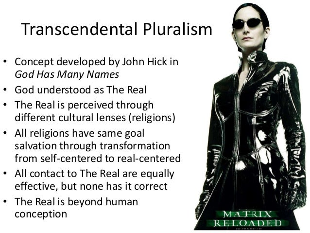 the matrix and religion The gospel according to neo  is shaping public thought about religion the matrix is compelling people to examine the plurality of religions versus the unity of truth, says cultural critic.