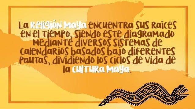 Religion de los mayas Slide 2