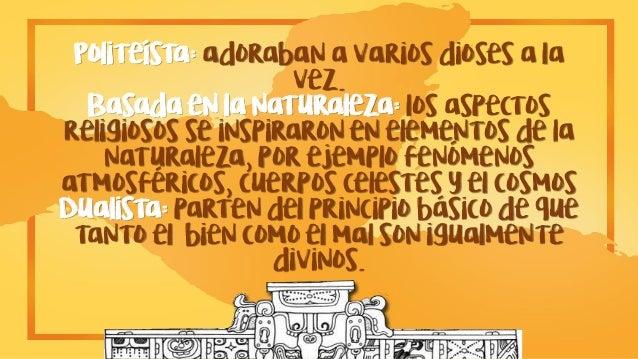 Religion de los mayas Slide 3