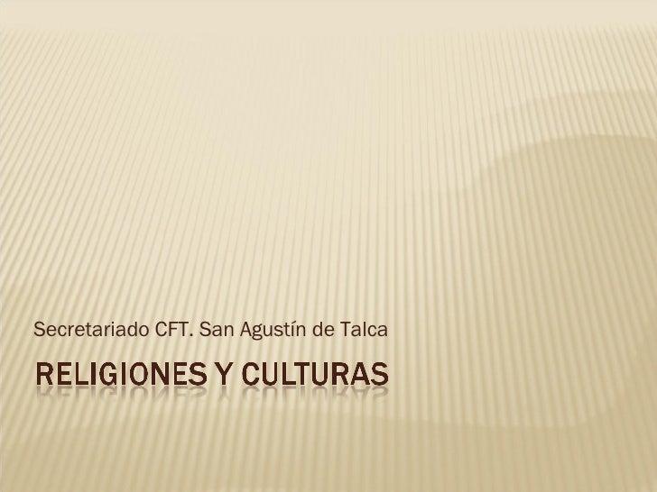 Secretariado CFT. San Agustín de Talca