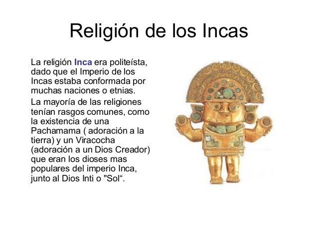 Religiones de las Grandes Civilizaciones de America