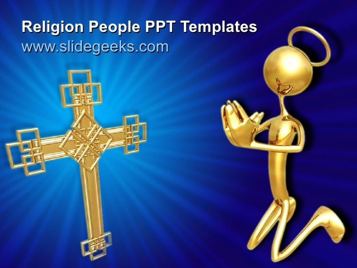 religion people ppt templates