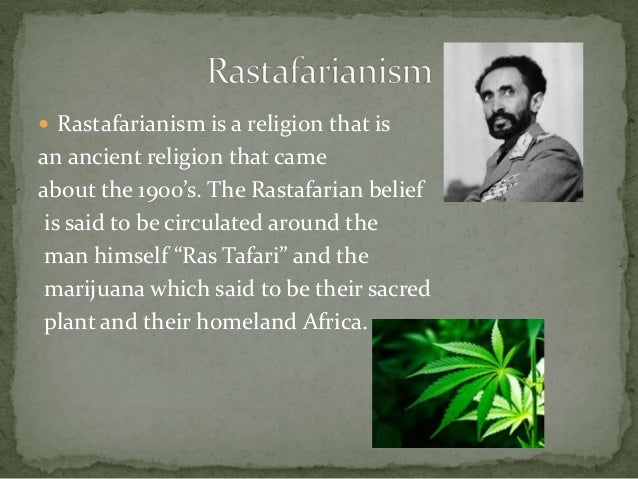 rastafarianism essay .