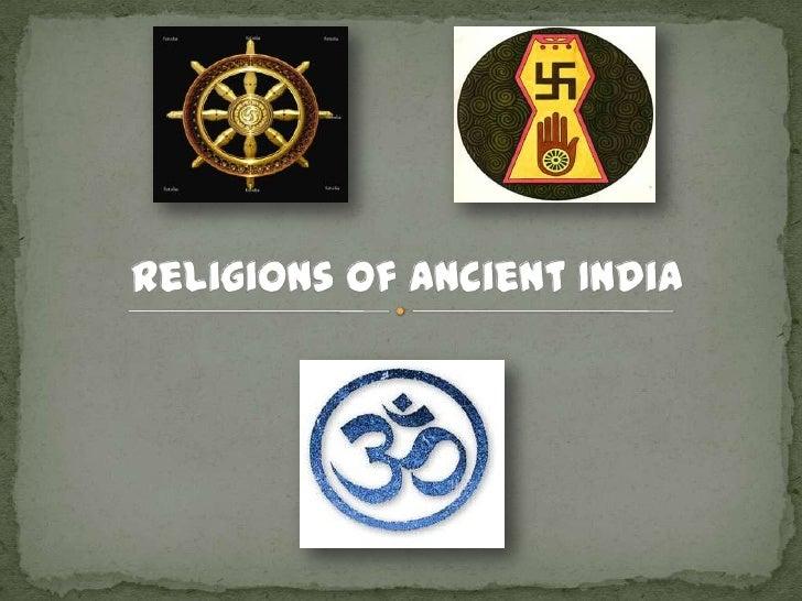JainismBuddhismHinduism