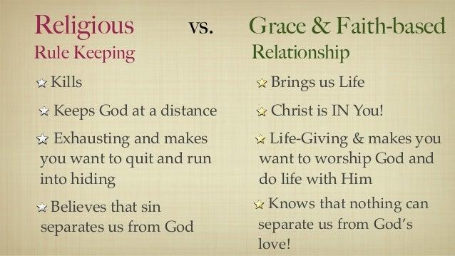 Image result for image religion vs relationship with God
