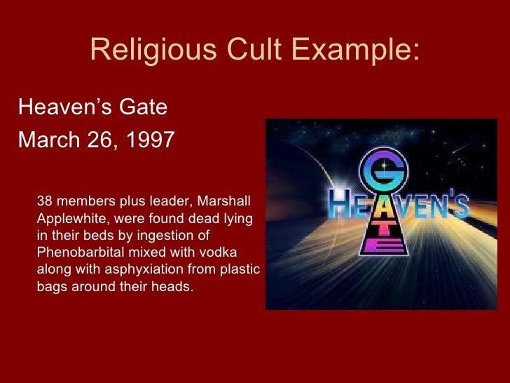 religious extremism examples