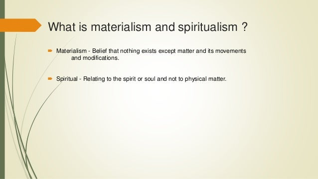 Psychological Effects of Materialism and Work on Happiness