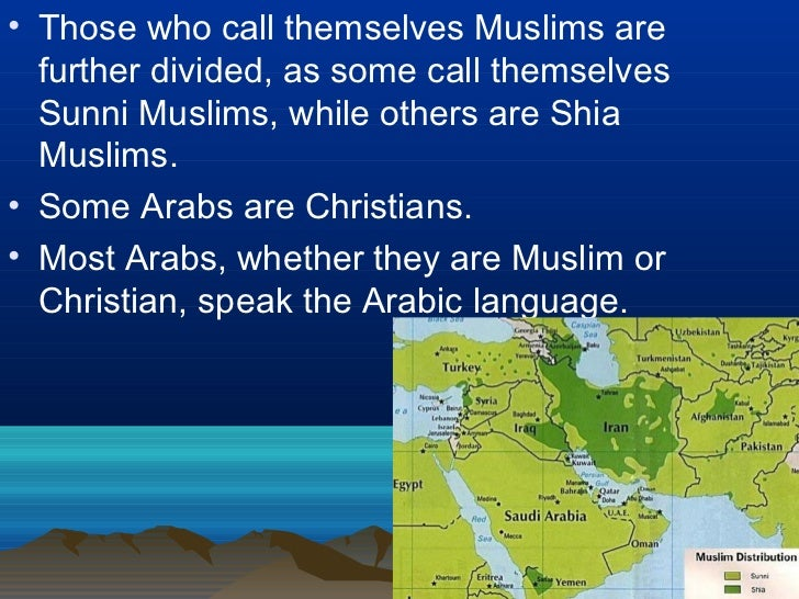 southwest asia religion