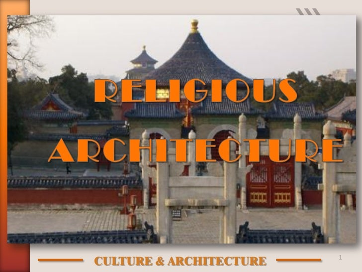 religious architecture of china