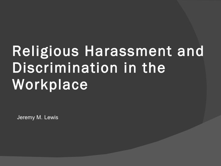 essays on discrimination in the workplace Free essays from bartleby | workplace discrimination discrimination occurs when an employee suffers from unfavorable or unfair treatment due to their race.
