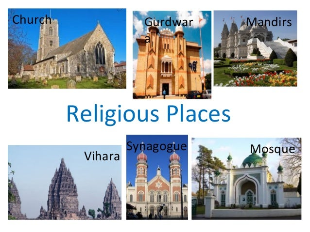 religious education session special place