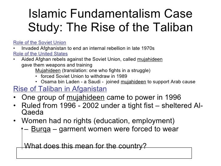 """islamic fundamentalism The term """"islamic fundamentalism"""" came to be applied to an islam with an  agenda for a social reform that seeks to redress western influences."""
