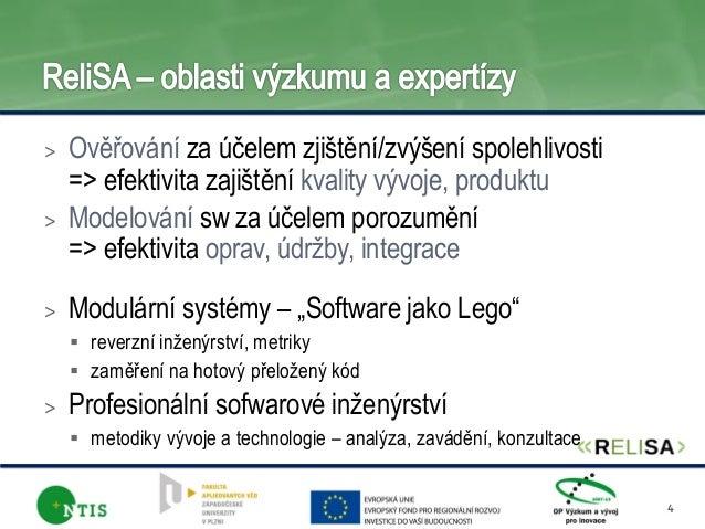 ReliSA KIV hlavni oblasti vyzkumu (2014-01) Slide 3