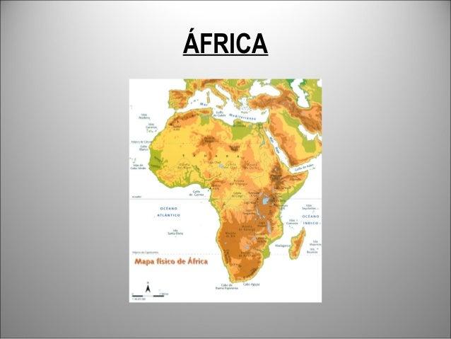 Mapa De Africa Rios.Relive Rios Y Costas De Africa