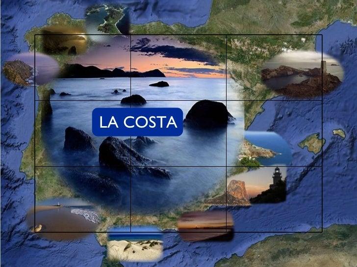 Costa RELLEU D' ESPANYA LA COSTA