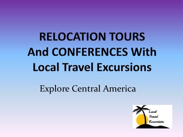 Explore Central America