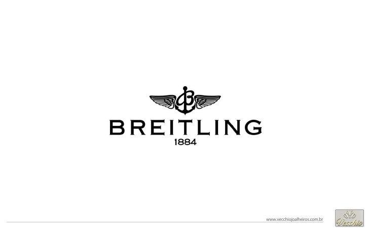 Relogios semi-novos Breitling | Vecchio Joalheiros, relogios