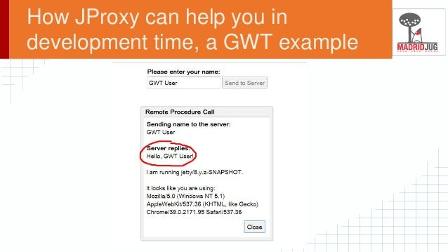 Jproxy