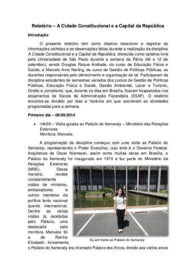 Cidade Constitucional: Relatório de Clara Mabeli Slide 2