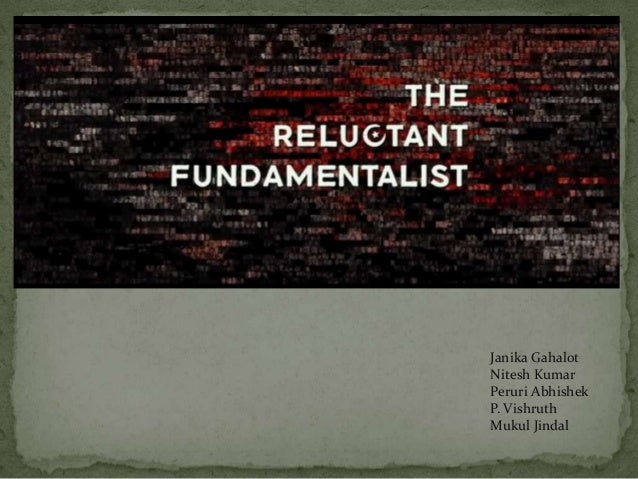 The Reluctant Fundamentalist Analysis