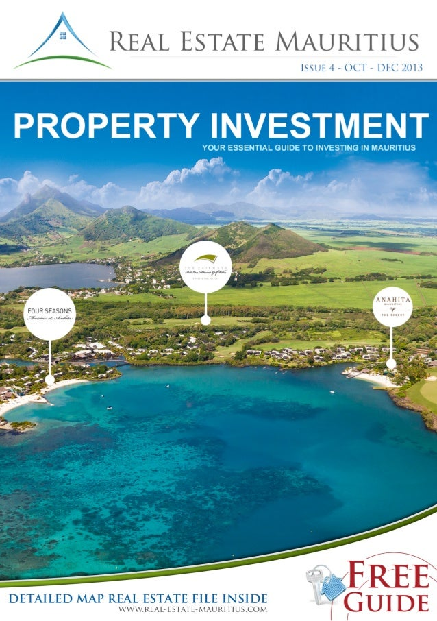 Your prestigious landmark in Anahita Mauritius In a beautiful setting with breathtaking views over fairway # 1 of the Erni...
