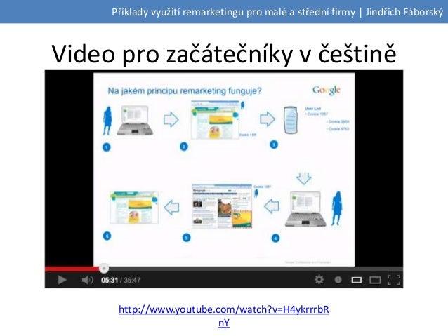 Příklady využití remarketingu pro malé a střední firmy Slide 2