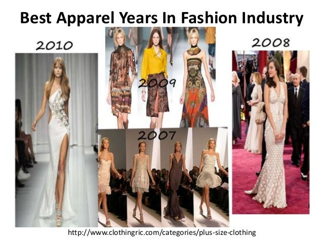 Remarkable Fashion History Decades 2000 to 2014