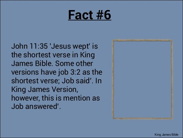 134 Amazing Facts Of King James Bible That You Might Never Know Will Guess The Most Common Female Name Fact 133