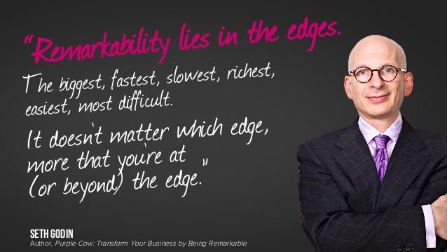 """Remarkabil ity lies in   the edges.""""                    t, richest,The big   gest, fastest, slowesea siest, most difficult..."""