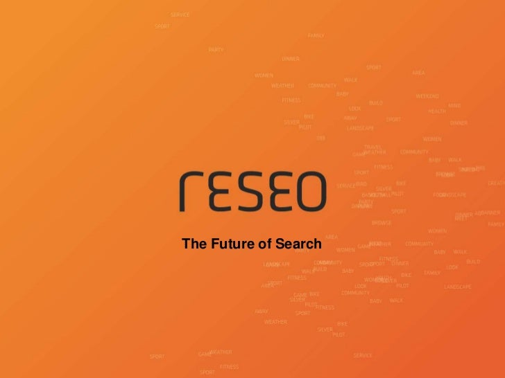 The Future of Search<br />