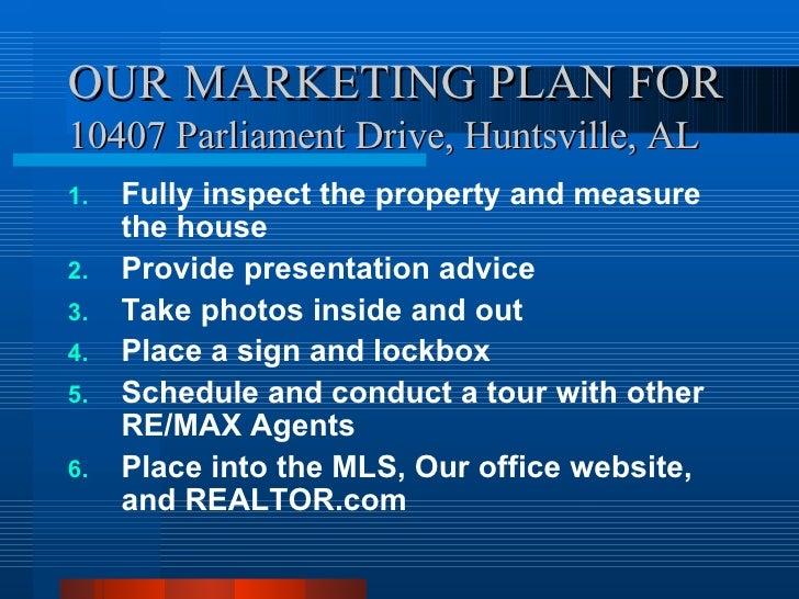 remax listing presentation, Presentation templates