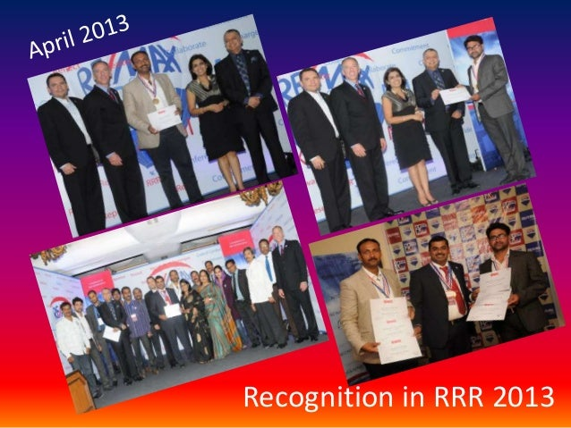 RE/MAX AP - A Look back of 2013