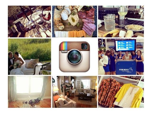 The Power of Pinterest & Instagram for Real Estate Slide 2