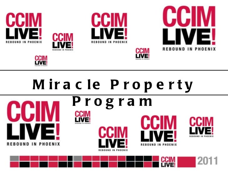 Miracle Property Program