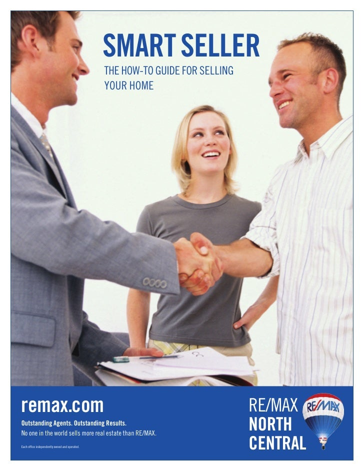 SMART SELLER                                                 THE HOW-TO GUIDE FOR SELLING                                 ...