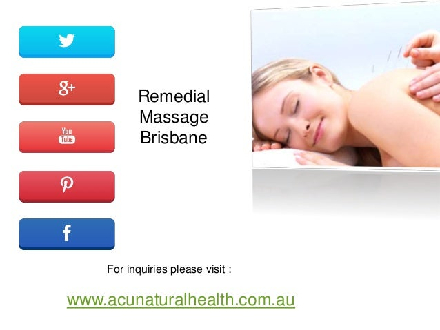 Online Remedial Massage Course   Centre of Wellness